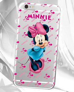 Coque Minnie rose M02 img